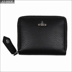 Vivienne Westwood ヴィヴィアン・ウェストウッド 財布サイフ NO,9 MILANO コインケース(小財布) 33406 BLACK 17AW ブラック|at-shop