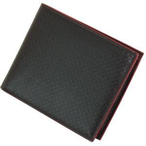 FERRAGAMO サルヴァトーレ フェラガモ 財布サイフ 二つ折り財布 66-9148 ダークブラウン(縁レッド)|at-shop
