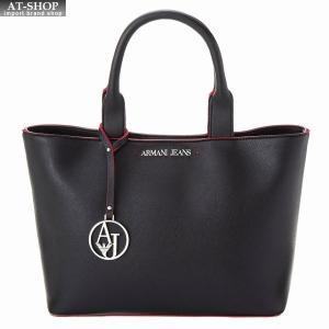 アルマーニジーンズ ARMANI JEANS トートバッグ 922531 CD856 00120 BLACK-RED at-shop