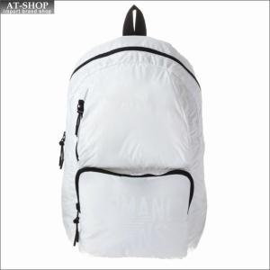 アルマーニジーンズ ARMANI JEANS バッグ バックパック リュック 932063 CC997 00010 WHITE at-shop