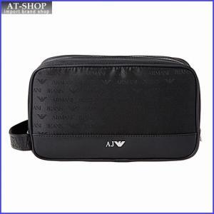 アルマーニジーンズ ARMANI JEANS 932528 CC993 00020 NERO/BLACK セカンドバッグ|at-shop