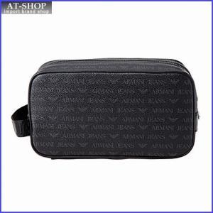 アルマーニジーンズ ARMANI JEANS 932535 CC996 00020 NERO/BLACK セカンドバッグ|at-shop