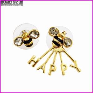 ケイトスペード Kate Spade WBRUC037-974 Multi Say Yes Bee Happy Ear Jacket ピアス&イヤージャケット|at-shop