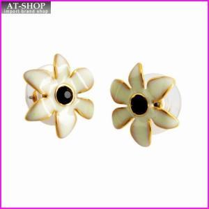 ケイトスペード Kate Spade WBRUC406-143 Cream Multi Lovely Lillies Mini Flower Studs  フラワーモチーフ スタッド ピアス at-shop