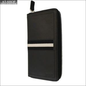 BALLYバリー 財布サイフ  TASYO 290 ラウンドファスナー長財布 ブラック bally_tasyo_290 6179156|at-shop