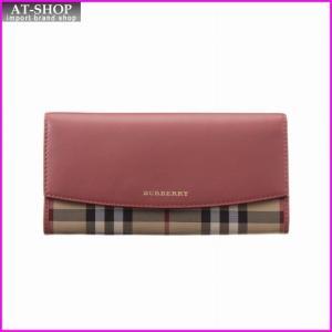 バーバリー BURBERRY 4024988 51300 ANTIQUE ROSE 長財布|at-shop