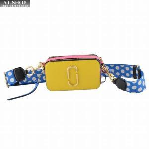 マークジェイコブス MARC JACOBS M0012007-794 ダブルJロゴ スナップショット カラーブロック ショルダーバッグ スモール カメラバッグ クラッチ Snapshot|at-shop
