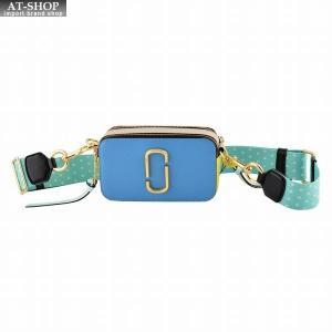 マークジェイコブス MARC JACOBS M0012007-985 ダブルJロゴ スナップショット カラーブロック ショルダーバッグ スモール カメラバッグ クラッチ Snapshot|at-shop