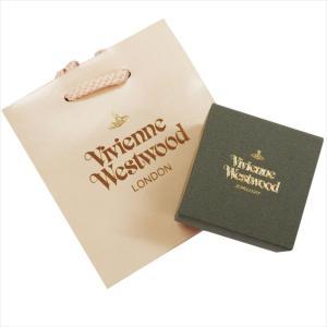 Vivienne Westwood ヴィヴィアン・ウエストウッド ピアス リズ BE165/33 ネイビー×シルバー|at-shop|03