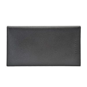 ブルガリ BVLGARI 財布サイフ CLASSICO メンズ 二つ折り長財布 クラシコライン 25752 BLACK|at-shop