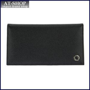 BVLGARI  ブルガリ 財布 30398 GRAIN/BLK 長財布 at-shop