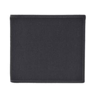 ブルガリ BVLGARI 財布サイフ メンズ マキシレッタレシリーズ 30585 BLACK 二つ折り財布(小銭入れ付)|at-shop