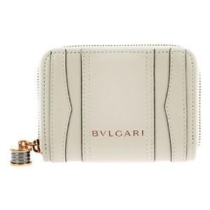 BVLGARI ブルガリ 財布 34470 CALF/CHA 小銭入れ|at-shop