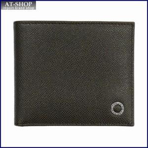 BVLGARI ブルガリ 財布  上質なカーフレザー素材とワンポイントのメタルロゴが特徴でシンプルな...