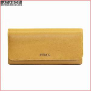フルラ FURLA 850690 PN84 B30 ZAFFERANO 二つ折り長財布 フラップ ウォレット BABYLON XL|at-shop