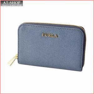 フルラ FURLA 856437 RI09 B30 DOLOMIA バビロン キーリング付 コインケース BABYLON KEYCASE ZIP AROUND|at-shop