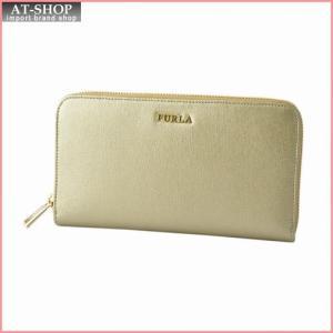 フルラ FURLA 851537 PR70 SFM COLOR GOLD バビロン ラウンドファスナー 長財布 BABYLON XL ZIP AROUND|at-shop
