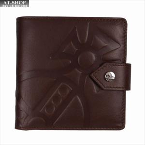 Vivienne Westwood ヴィヴィアン・ウェストウッド 財布サイフ NO,10 CHESTER 二つ折り財布 51090001 BROWN 18SS ブラウン 51090010|at-shop