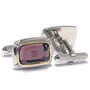DAKS ダックス カフス カットガラス dc12029|at-shop