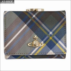 Vivienne Westwood ヴィヴィアン・ウェストウッド 財布サイフ NO,10 DERBY 二つ折り財布 51010018 STEWART 18SS|at-shop