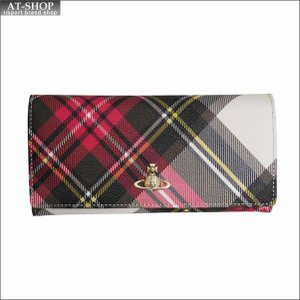 Vivienne Westwood ヴィヴィアン・ウェストウッド 財布サイフ NO,10 DERBY 二つ折り長財布 51040027 NEW EXHIBITION 18SS|at-shop