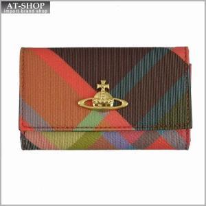 Vivienne Westwood ヴィヴィアン・ウェストウッド 財布サイフ DERBY キーケース 720V01V HARLEQUIN|at-shop