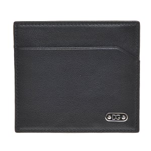 DOLCE&GABBANA ドルチェ&ガッバーナ メンズ ソフトカーフ カードケース BP0450-A3937 ブラック|at-shop