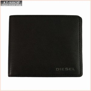 DIESEL ディーゼル 財布サイフ JEM-J HIRESH S 二つ折り財布 X03925 T2189 ブラウン|at-shop