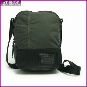 ディーゼル バッグ DIESEL   X02120 P0163 H2906 クロスボディショルダー Olive Night/Black|at-shop