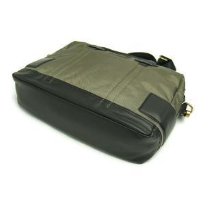 ディーゼル バッグ DIESEL  X02396 PS783 H5064 ブリーフバッグ Ivy Green/Black at-shop 04