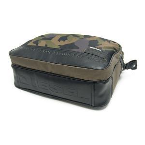 ディーゼル バッグ DIESEL X02404 PR608 H5069 クロスボディショルダー Olive Night/Camou|at-shop|04