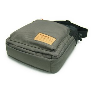 ディーゼル バッグ DIESEL X02408 P0166 H4585 クロスボディショルダー Black/Olive Night|at-shop|04