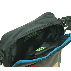 ディーゼル バッグ DIESEL X02408 P0166 H4585 クロスボディショルダー Black/Olive Night|at-shop|05