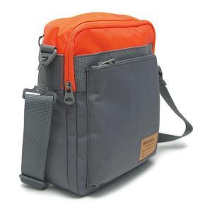 ディーゼル バッグ DIESEL X02408 P0166 H5065 クロスボディショルダー Orange/Charcoal Grey|at-shop|02