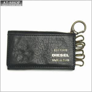 ディーゼル 財布 キーケース X02459 P0240 T8013 Black|at-shop