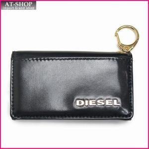 ディーゼル 財布 キーケース X02600 PR697 T8013  Black *|at-shop