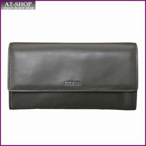 ディーゼル DIESEL X03072 PR378 H5716 折長財布 Forest Night/Fuchsia Purple|at-shop
