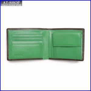 ディーゼル 財布 DIESEL X03146 PR378 H5548 二つ折り財布 コーヒービーン/ジェリービーン|at-shop
