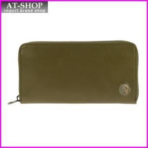 DIESEL ディーゼル 財布   X03375-P0877/H5925   長財布 ラウンドファスナー|at-shop