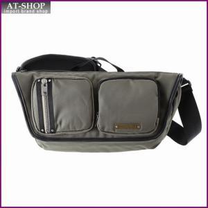 ディーゼル DIESEL X03783 P0881 H5978 ベルトバッグ Cypress/Black|at-shop