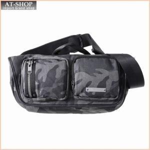 ディーゼル DIESEL X03783 P1106 H6103 ベルトバッグ Grey camou/Black|at-shop