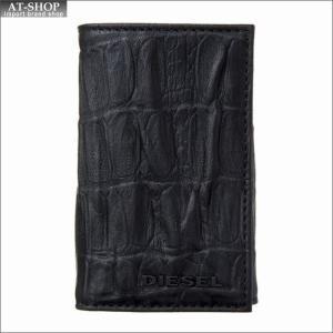 ディーゼル DIESEL キーケース X03901 P0178 T8013 Black|at-shop