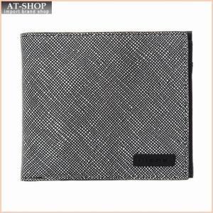 ディーゼル DIESEL X03909 P0517 H1527 二つ折財布 White/Black|at-shop