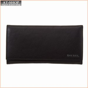 ディーゼル DIESEL X03928 PR271 T2189 長財布 Seal Brown|at-shop