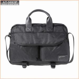 ディーゼル DIESEL X04012 PR027 T8013 ショルダーバッグ Black|at-shop