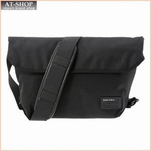 ディーゼル DIESEL X04326 PR027 T8013 ショルダーバッグ Black|at-shop