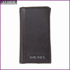 ディーゼル DIESEL X04462 PR227 H6385 キーケース Coffee Bean-Nectarine|at-shop