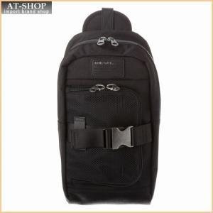 ディーゼル DIESEL バッグ X04595 PR886 T8013 メッセンジャーバッグ Black|at-shop