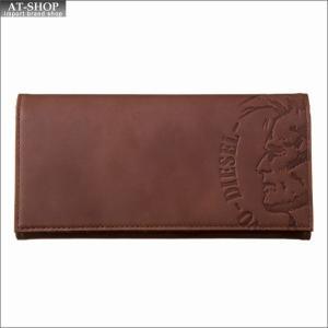 ディーゼル DIESEL 二つ折り長財布 X04765 PR160 T2166 Mustang at-shop