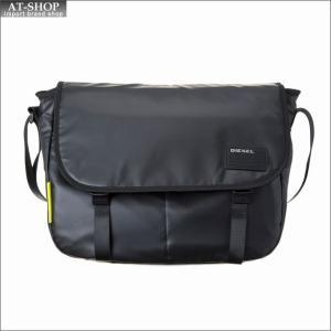 ディーゼル DIESEL バッグ ショルダーバッグ X04814 P1157 T8013 Black|at-shop